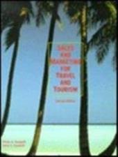 Sales and Marketing for Travel and Tourism - Davidoff, Philip G. / Davidoff, Doris S.