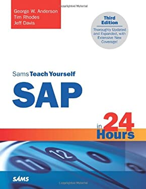 Sams Teach Yourself SAP in 24 Hours 9780137142842