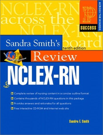 Sandra Smith's Review for the NCLEX-RN 9780130891211