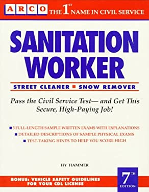 Sanitation Worker 9780137883165