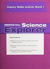Science Explorer Inquiry Skills Activity Book 9002363