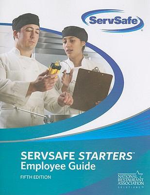 ServSafe Starters Employee Guide 9780135039182