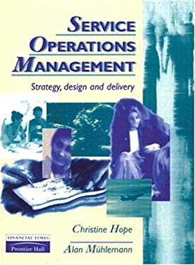 Services Operations Management 9780131499157