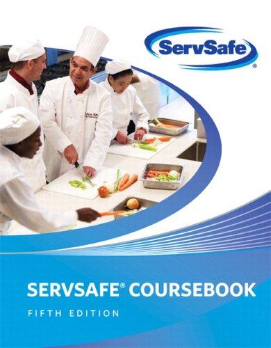 Servsafe Coursebook 9780135026250