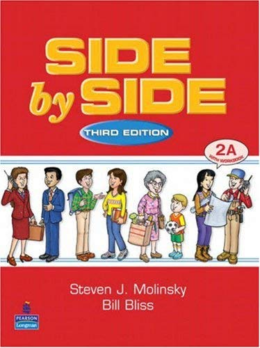 Side by Side 2A [With Workbook] 9780130293015