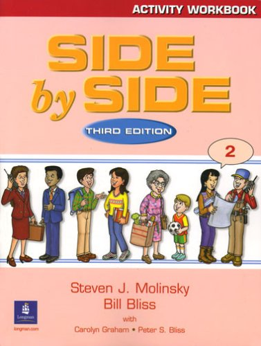 Side by Side Activity Workbook: Book 2 9780130267504