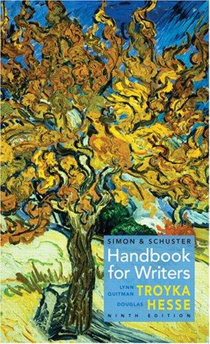 Simon & Schuster Handbook for Writers 9780136028604