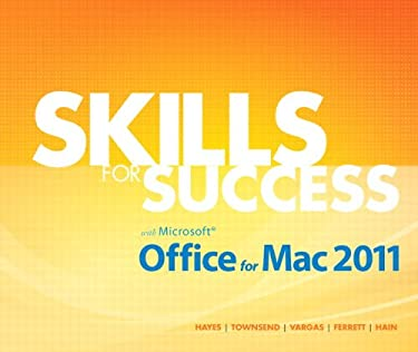 Skills for Success with Mac Office 2011 9780133109900