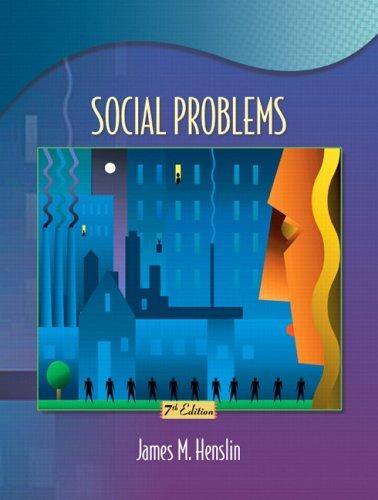 Social Problems 9780131930827