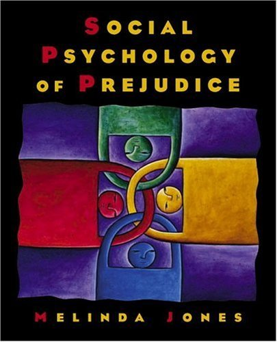 Social Psychology of Prejudice 9780130287717