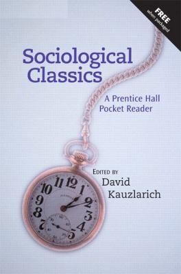 Sociological Classics 9780131918061