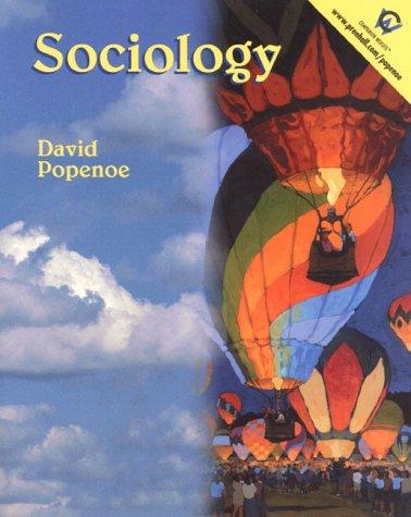 Sociology 9780130957450