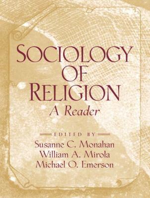 Sociology of Religion: A Reader 9780130253804