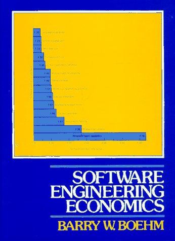 Software Engineering Economics 9780138221225