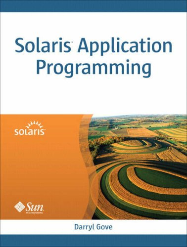 Solaris Application Programming 9780138134556