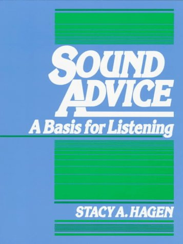 Sound Advice: A Basis for Listening