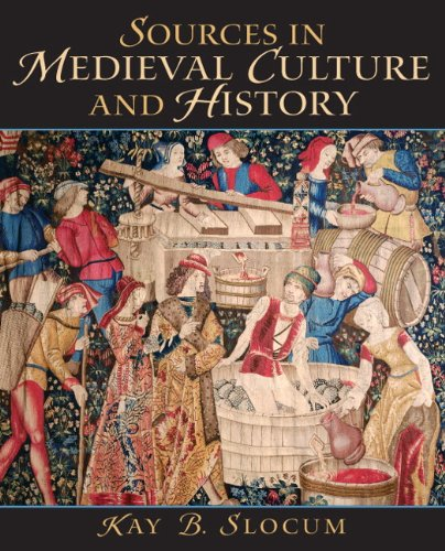 Sources in Medieval Culture and History 9780136157267