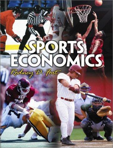Sports Economics 9780130850911