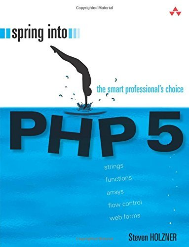 Spring Into PHP 5 9780131498624