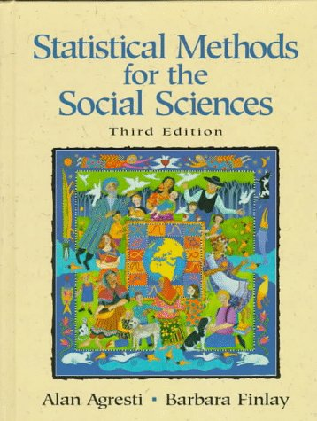 Statistical Methods for the Social Sciences 9780135265260