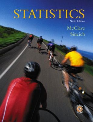 Statistics [With CDROM] 9780130655981