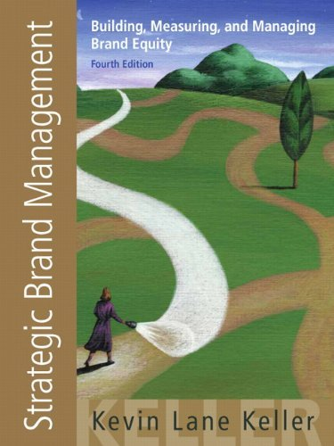 Strategic brand management 4th edition by kevin lane keller strategic brand management 4th edition fandeluxe Choice Image