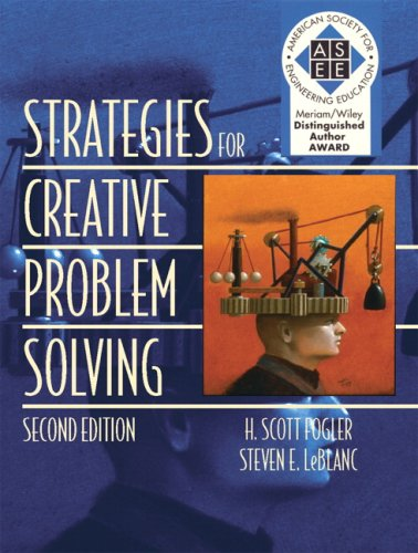 Strategies for Creative Problem Solving [With CDROM] 9780130082794