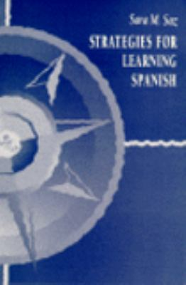 Strategies for Learning Spanish 9780131071605