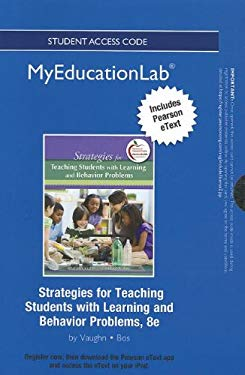 Strategies for Teaching Students with Learning and Behavior Problems 9780133060072