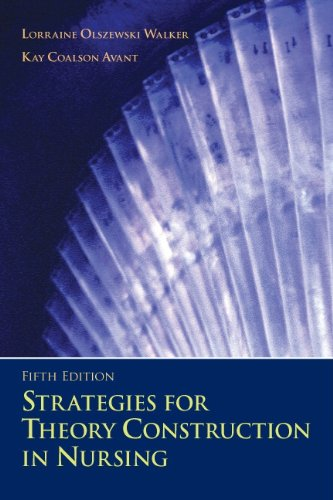 Strategies for Theory Construction in Nursing 9780132156882