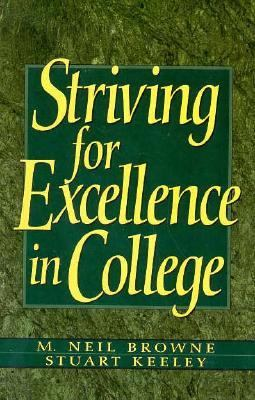 Striving for Excellence in College: Tips for Active Learning 9780134588780