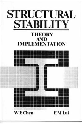 Structural Stability: Theory Implementation 9780135005392