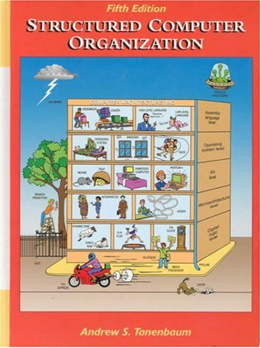 Structured Computer Organization - 5th Edition