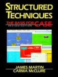Structured Techniques: The Basis for Case 9780138549367