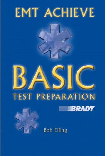 Student Access Code Package to EMT Achieve: Basic Test Preparation 9780131198524
