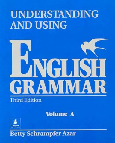 Student Text, Volume A, Understanding and Using English Grammar (Blue) 9780139587290