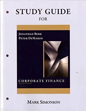 Study Guide for Corporate Finance 9780136103950