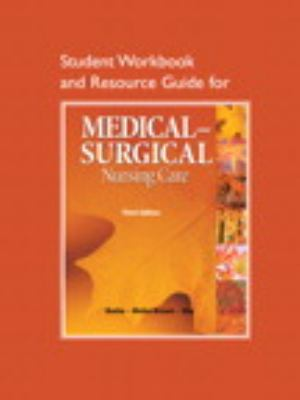 Study Guide for Medical-Surgical Nursing Care 9780136080114