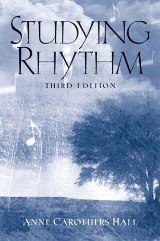 Studying Rhythm 9780130406026