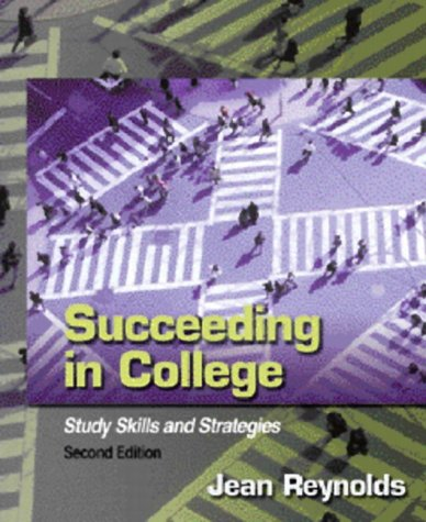 Succeeding in College: Study Skills and Strategies 9780130417961