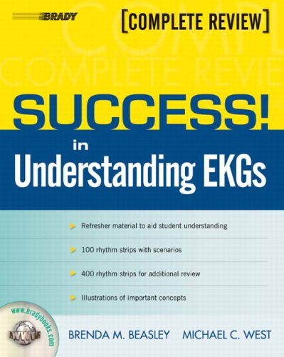 Success! in Understanding EKGs: Complete Review 9780135152836