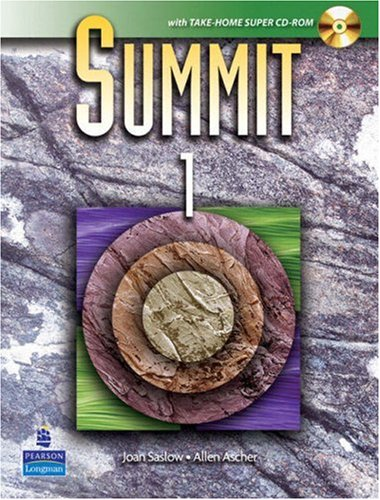 Summit 1: English for Today's World [With CDROM] 9780132320085