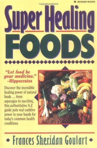 Super Healing Foods 9780131088382