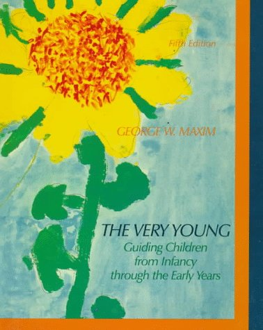 Supplement: Very Young, The: Guiding Children from Infancy Through the Early Years - Very Young & Teacher Tested Classroom Pkg. 5/ 9780134902104