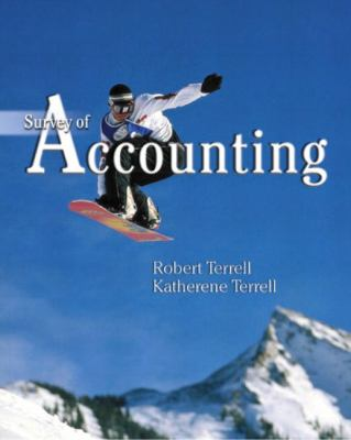 Survey of Accounting: Making Sense of Business 9780130911841