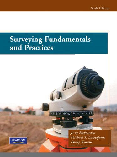 Surveying Fundamentals and Practices - 6th Edition