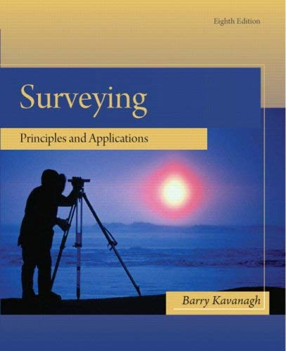 Surveying: Principles and Applications 9780132365123