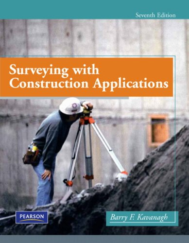 Surveying with Construction Applications 9780135000519
