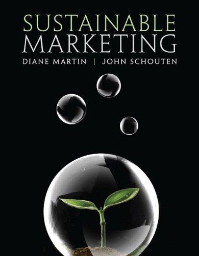 Sustainable Marketing 9780136117070