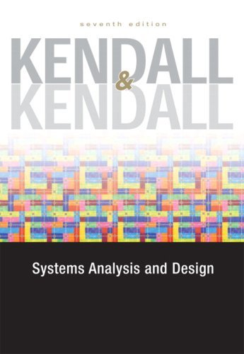 Systems Analysis and Design 9780132240857